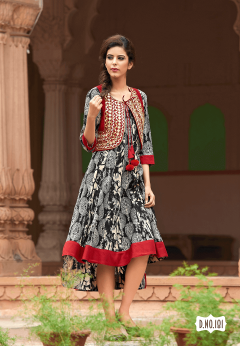 Ethnic Style Party Wear Kurti