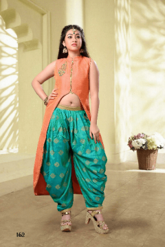 Party Wear Indo Weastern Style Suits - 162